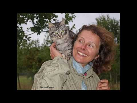 COMMUNICATION INTUITIVE Avec LE MONDE ANIMAL Dr  Anna EVANS