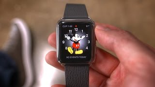 Living with the Apple Watch!