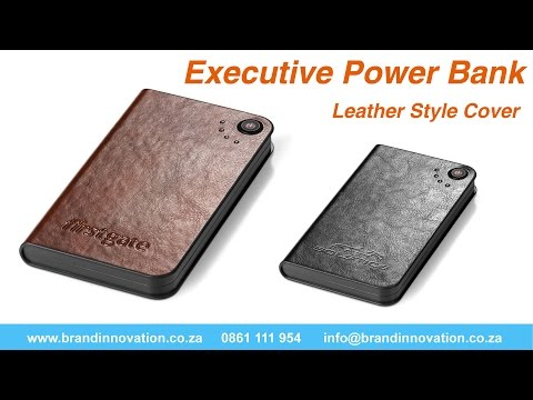 Executive Power Bank Corporate Gifts South Africa