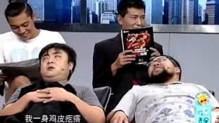 乔杉、修睿、崔志佳和潘斌龙爆笑小品:第一次坐飞机装逼指南! thumbnail
