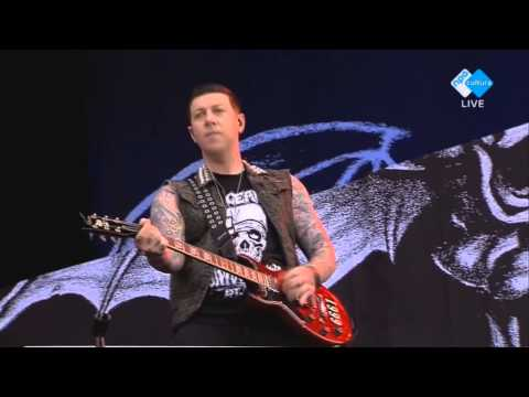 HD Avenged Sevenfold  Hail To The King  Pinkpop 2014