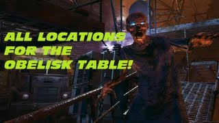 All Locations For Obelisk Table Parts (tranzit)