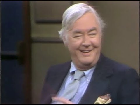 Daniel Patrick Moynihan on Late Night, April 8, 1982