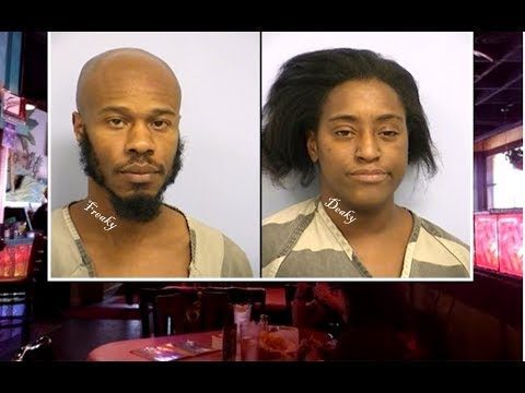 Texas Couple Busted Performing Lewd Acts Inside Mexican Restaurant.