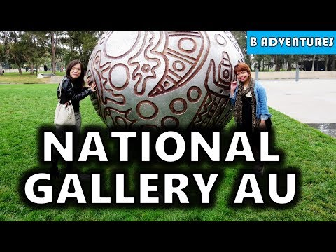 National Gallery of Australia, Art Museum