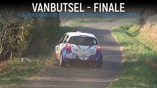 Mathieu Vanbutsel - Thomas Vanbutsel , Finale des Rallyes 2018 | Clio R3