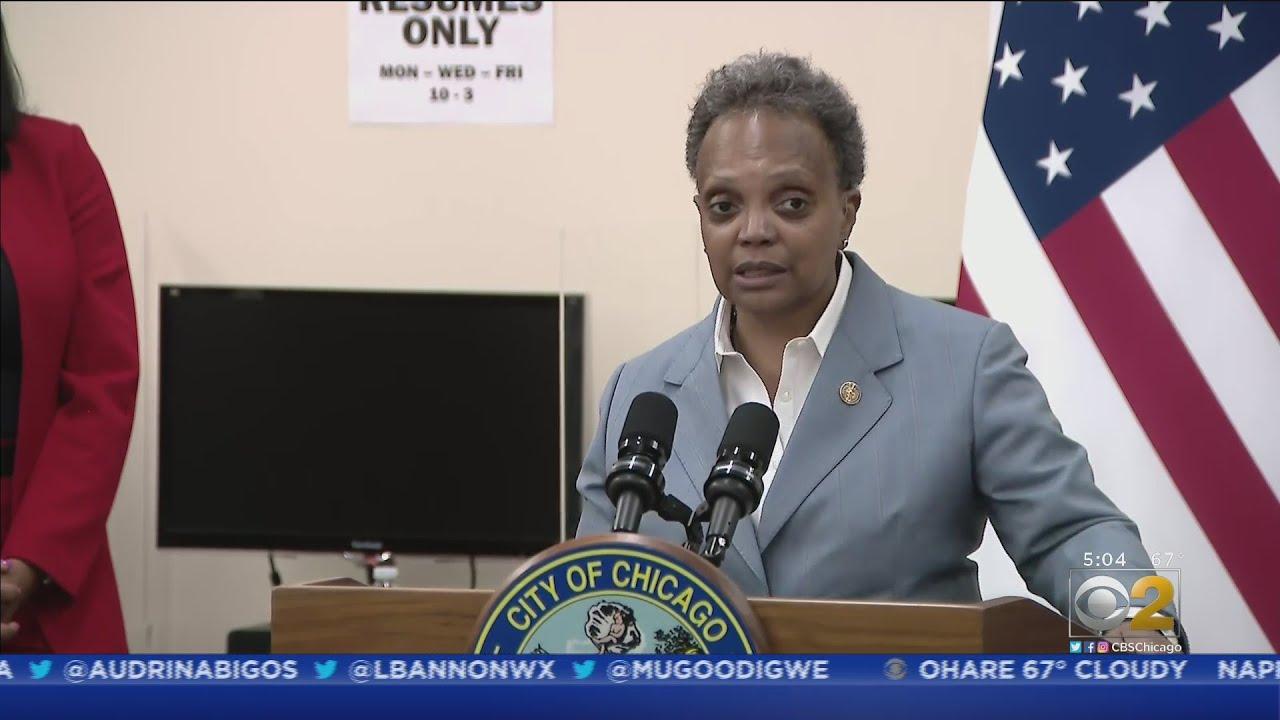 Lori Lightfoot Marks 2 Years As Chicago Mayor