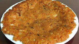#1000-1 Kimchi Pancake - 김치전