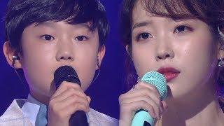 Gambar cover IU & Oh Yeon Jun - Through The Nightㅣ아이유 & 오연준 - 밤편지 [Yu Huiyeol's Sketchbook]