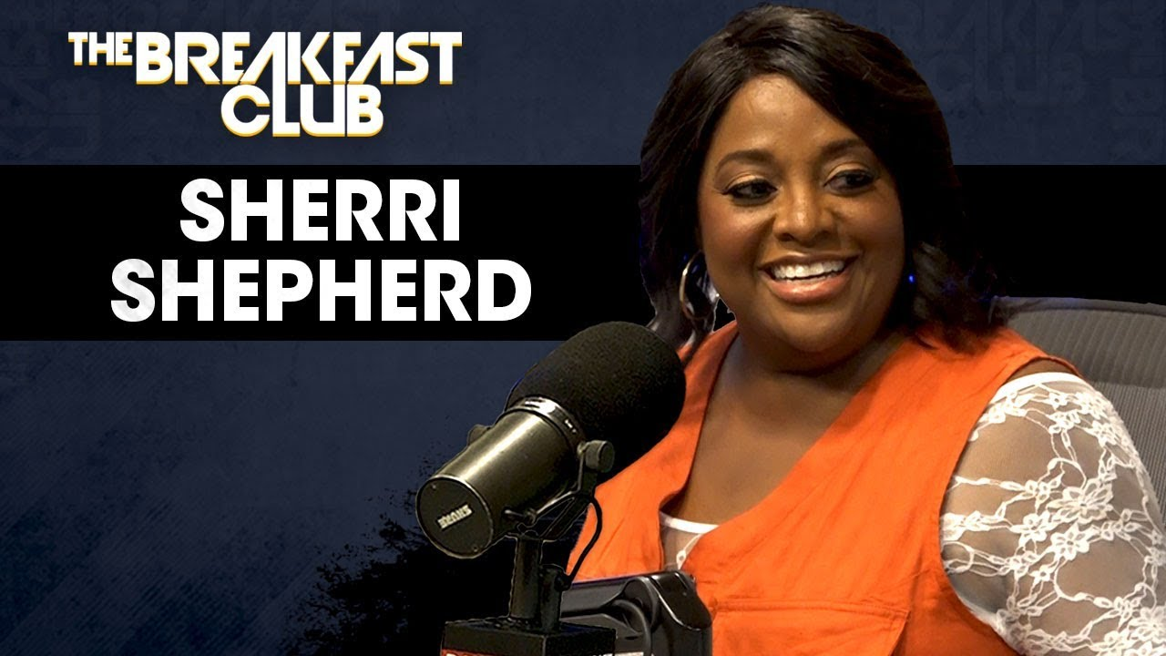 Image result for sherri shepherd the breakfast club