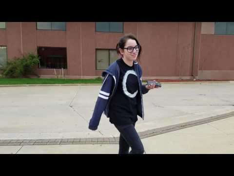 Dancing to the Internet is here, dressed as dan howell