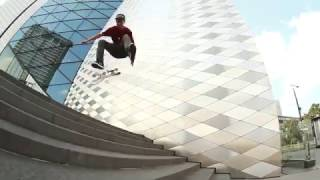 Compadres skateboarding movie - pt. 7 - Gytis Bliuvas