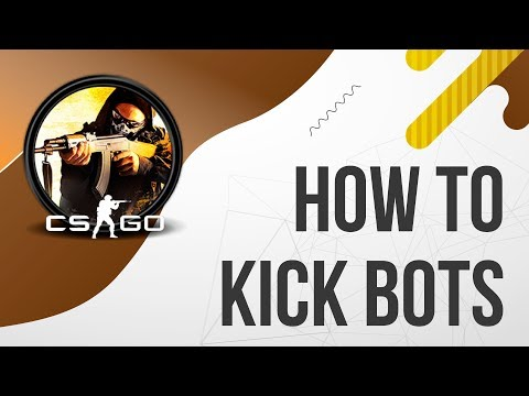 How To Kick Bots In CS:GO | How To Remove Bots In CSGO / Command For Kick Bots In CSGO