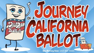 ELECTION 2020: Where's my California mail-in ballot going, when is it counted, is it secure?