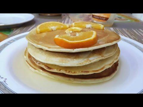 recette-facile-des-pancakes-américains