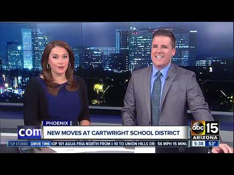 Cartwright School District has new fun fitness program for kids