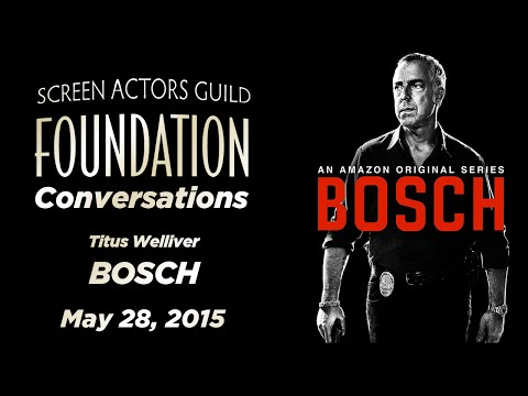 Conversations with Titus Welliver of BOSCH