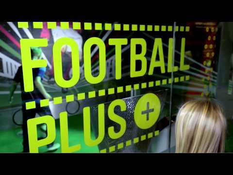 Football Plus+ at the National Football Museum
