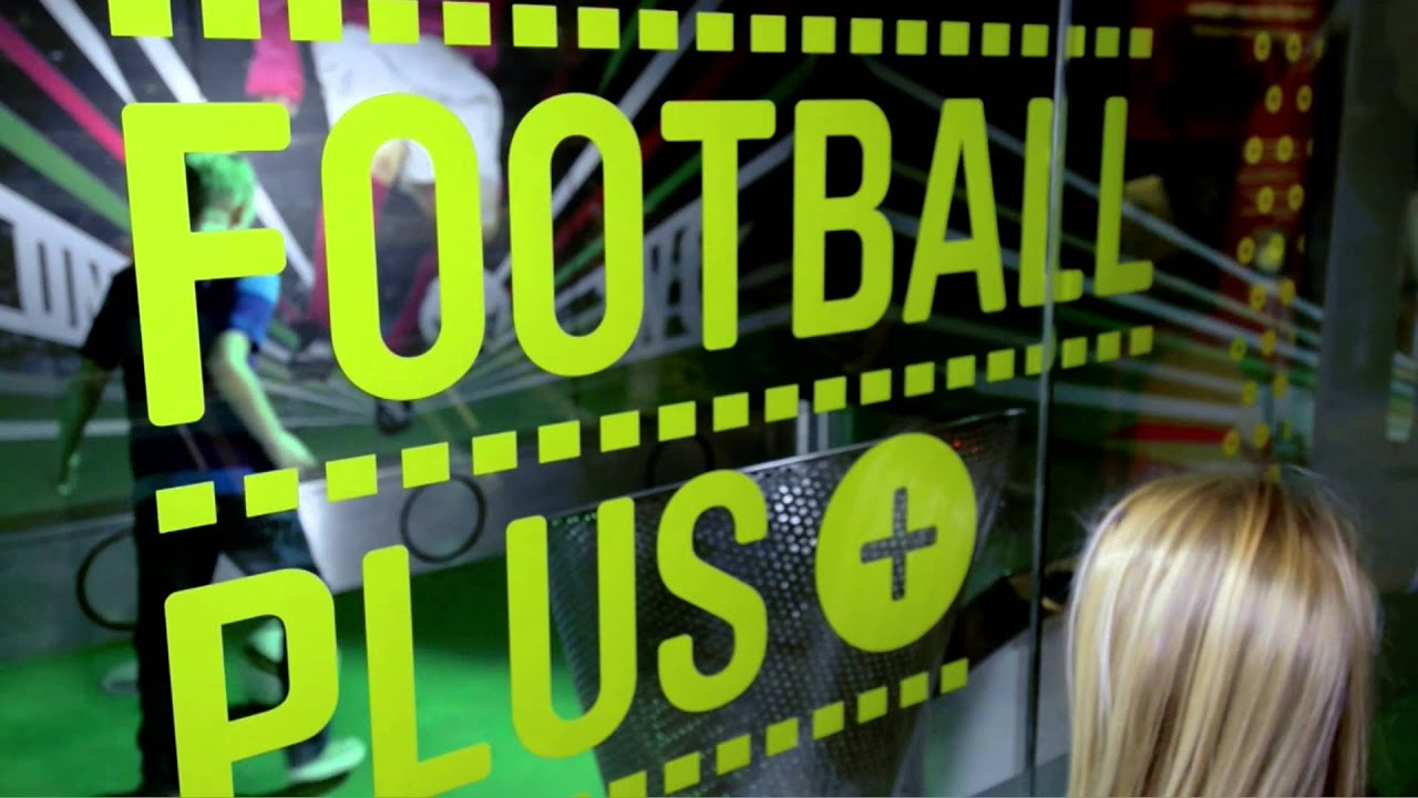 Image result for national football museum football plus