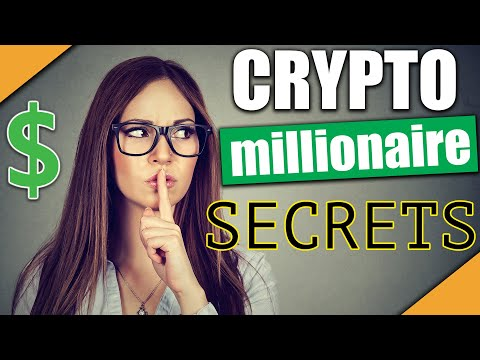 The ONE Secret ALL Crypto Millionaires Know