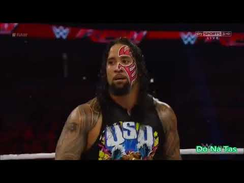 Download WWE The Lucha Dragons vs The Usos RAW Full Match HD