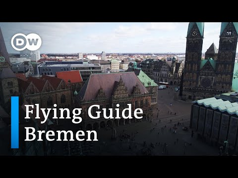 Bremen by Drone | Top Things to See in Bremen | Germany From Above