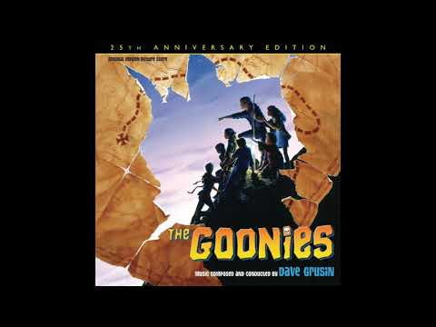 The Goonies | Soundtrack Suite (Dave Grusin)