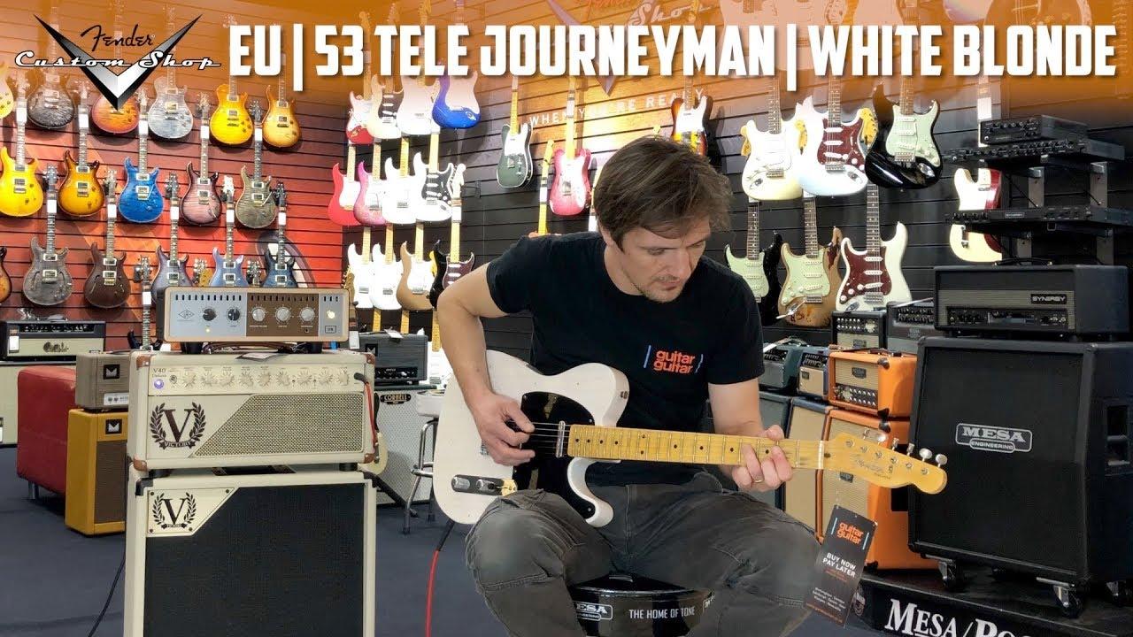 SOUND BITES | Fender Custom Shop EU | 53 Tele