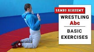 Baixar Sambo practice. Fundamental elements of grappler's warm up blotter, pendulum, neck circles