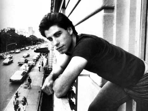 john travolta   -   I don't know what I like about you baby