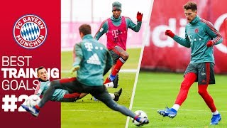 FC Bayern BEST Training Goals! #2