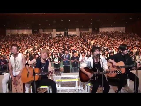 SPYAIR 『My Friend』Pray for Taiwan