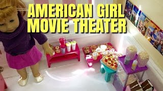 American Girl Doll Movie Theater