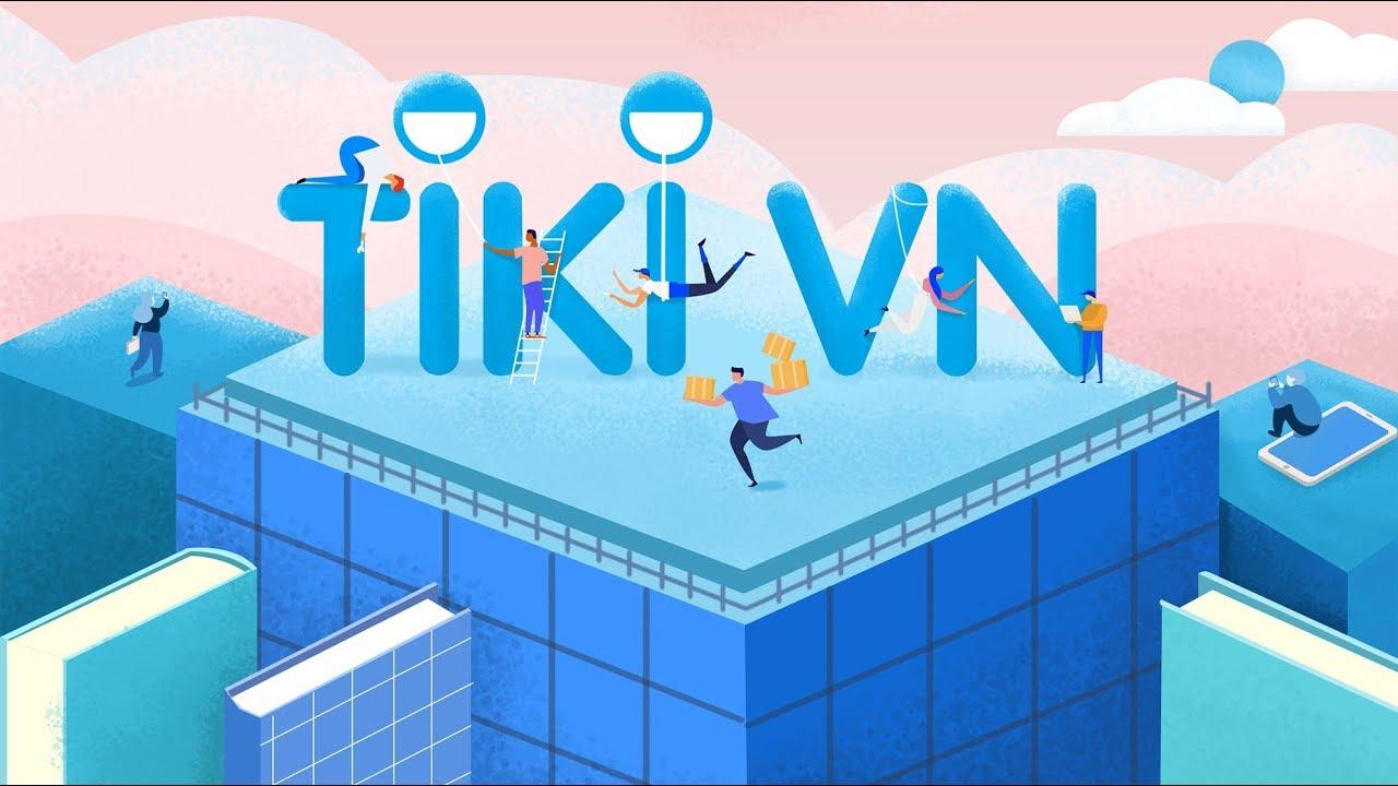 Phim phóng sự kỷ niệm doanh nghiệp thương mại điện tử TIKI