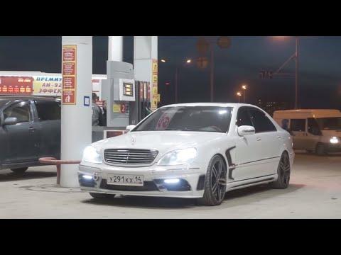 Обзор на Mercedes Benz S600 - V12 W220 - Дом на колёсах. Я начинаю понимать, что хочу мерседес...