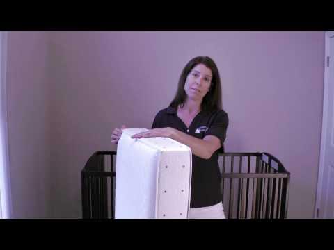 Coastal Baby Rentals Crib Rental | New Jersey Shore | Virtual Video Tour