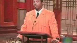 Judge Mathis Sh*ts On Deadbeat Father For Contributing To  Downfall Of The Minority Community!