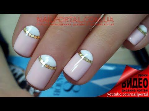 Видео ногти шеллак