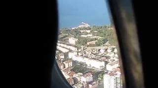 Турция - на посадку в Анталии(, 2016-09-22T07:17:05.000Z)