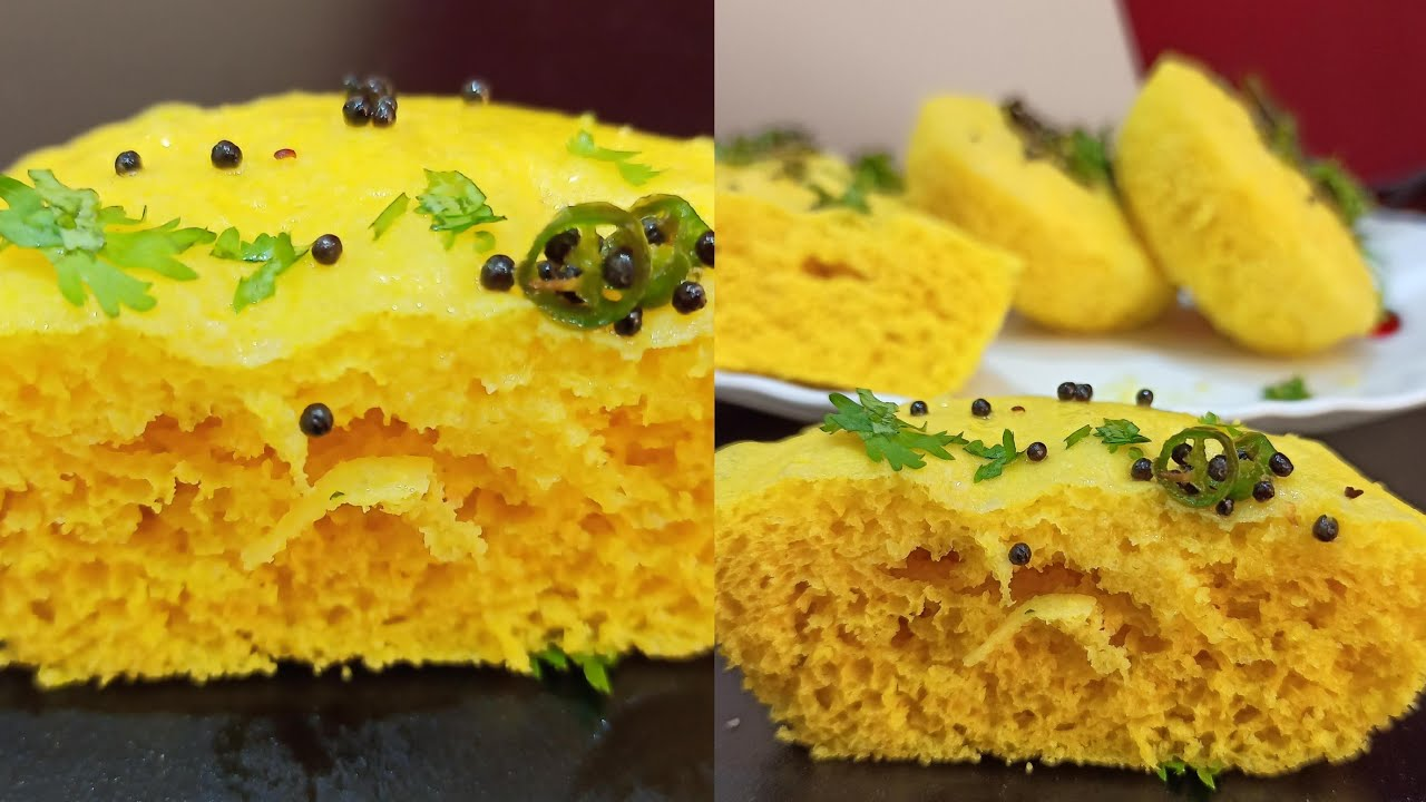 100% Spongy Instant Katori Dhokla | Soft Dhokla | Tiffin Box Recipe | Food Stories