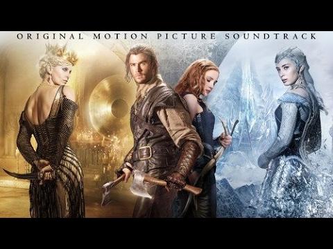 Huntsman: Winter's War Soundtrack Tracklist