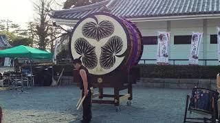 【第12回 】岡崎桜まつり 太鼓フェスティバル 和太鼓 零~ZERO~②