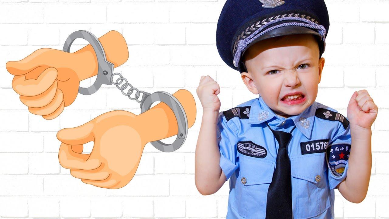 Никита как полицейский и серии про воришку