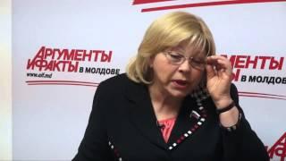Легендарная Лиза Бричкина, героиня фильма «А зори здесь тихие…», Елена Драпеко в гостях у АИФ