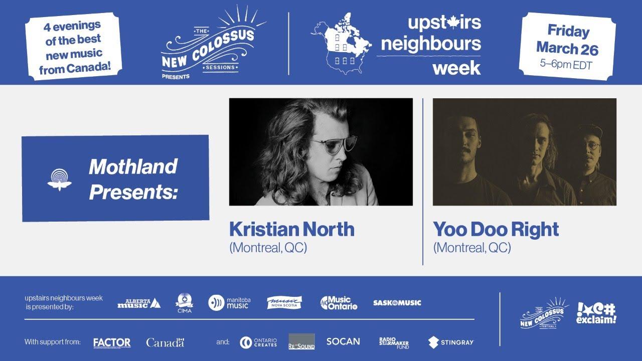 Upstairs Neighbours Week (Fri)
