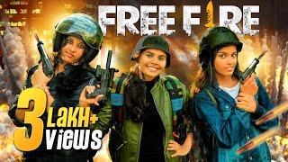 Free Fire Girls Lootigal   Miss Madrasi   Madrasi   Free Fire Game Troll   Pubg   Simper Media  
