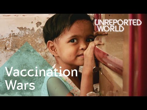 Risking their lives to vaccinate children in Pakistan | Unreported World