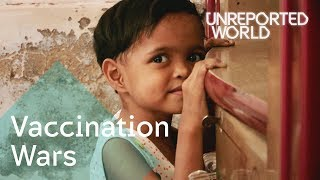 Risking their lives to vaccinate children in Pakistan   Unreported World