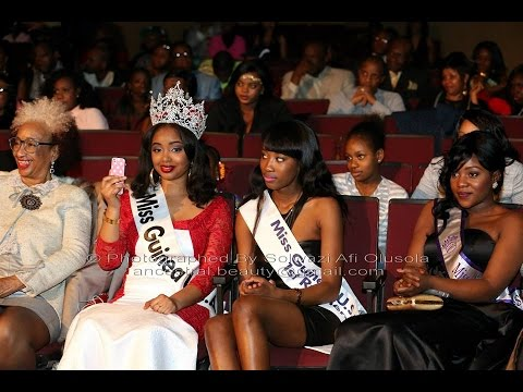The Official Miss Guinee USA 2015 Full Video