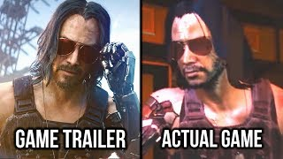 Has Cyberpunk 2077 Been Graphically Downgraded?